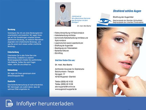 flyer-lidchirurgie